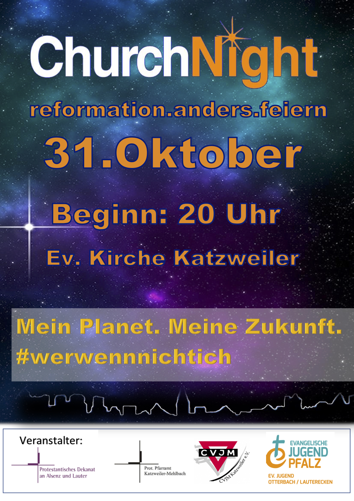 ChurchNight 31.10.19
