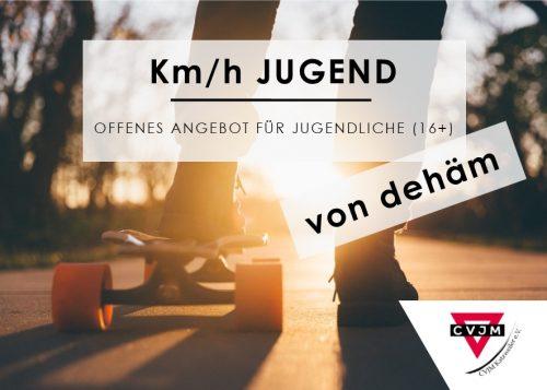 Km/h Jugend von dehäm !