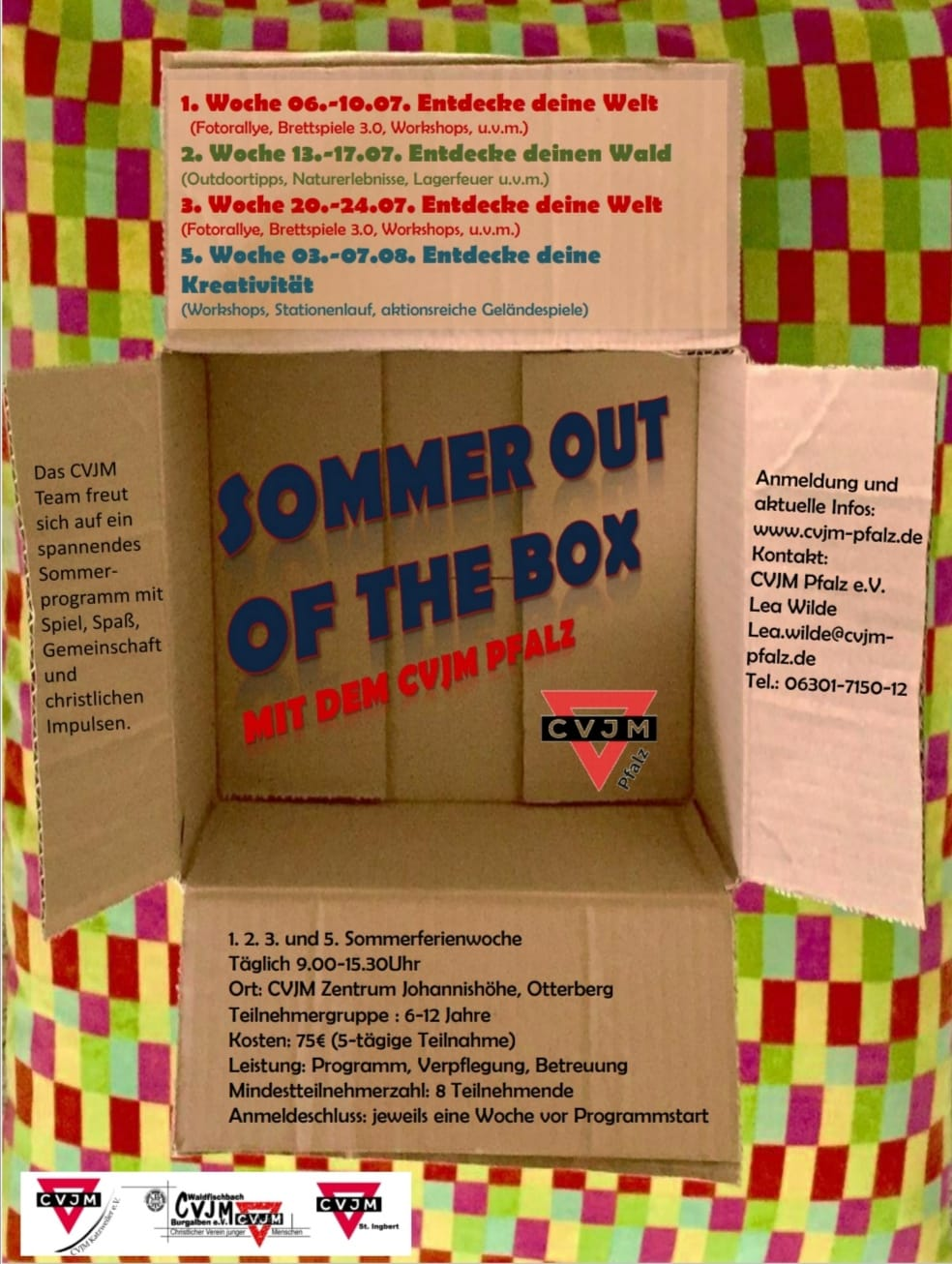 """Summer out of the box"""